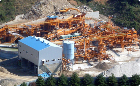 300tph Construction Waste Recycling Plant